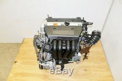 02 03 04 05 Honda Civic Si Hatchback K20A Engine DOHC Vtec 2.0L Motor Longblock