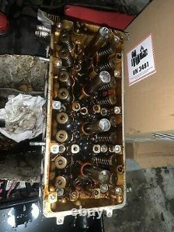 02-05 Honda Civic Si K20A3 base cylinder head assembly OEM engine motor # 2384