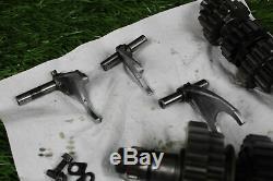 04-13 Yamaha Yfz 450 Carb Model Engine Motor Transmission Tranny Gears