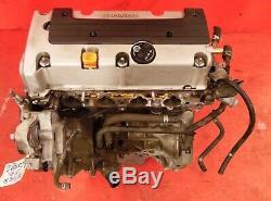 06-11 Civic OEM engine motor long block USDM 2.0 DOHC VTEC K20Z3 Si model