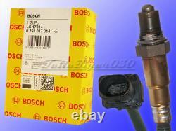 0 258 017 014 Bosch Lambdasonde Mercedes W169 W204 0035426918
