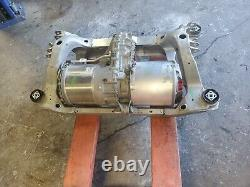 12-15 TESLA MODEL S 85 Rear large DRIVE UNIT ENGINE MOTOR electric NOTE NOISE