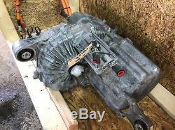 15-19 TESLA MODEL S 85d Rear DRIVE UNIT ENGINE MOTOR AWD 27k Small dual