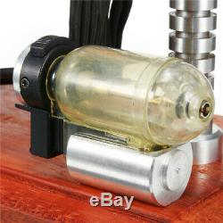 16 Cylinder Hot Air Stirling Engine Motor Model Creative Educational Toy Engine