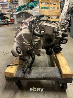 17-20 Tesla Model 3 AWD Rear Motor Drive Unit Engine 1120960-00-E