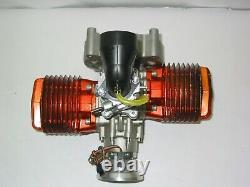 18 HP 3w Motor! Nice Model 210xi B2 Ts Cs Engine! Cox Enya Saito Ngh Bzm Os Kb