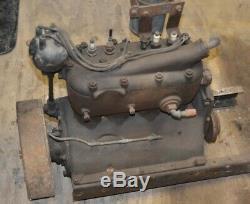 1914 SAXON Model 14 Speedster Engine Continental WWI Antique Vintage 4cyl Motor