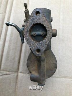 1927 1928 Model A Ford Carburetor Holley Engine Motor 28 AR 27 Phaeton Tudor 1