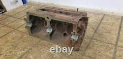 1930 Ford Model A 4 Cylinder Engine Motor Block A 3262690