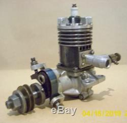 1931 Loutrel ignition model airplane tether car engine motor #152 VERY RARE