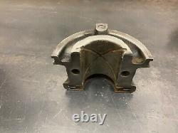 1932 Ford 4 Cylinder Engine Crank Shaft MAIN BEARING CAPS Original Model B C