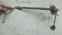 1932 Ford 4 cylinder THROTTLE GAS PEDAL ASSEMBLY Original model B