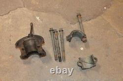 1932 Ford Model B 4 Cylinder Engine Crank Shaft Main Bearings