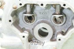 1948 Norton MODEL 18 ES2 500 SINGLE 2245 ENGINE MOTOR CASES