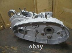 1954 HARLEY DAVIDSON KH MODEL K MODEL MATCHING ENGINE MOTOR CASES With TITLE
