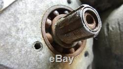 1954 Harley Davidson Model 165 Hummer Sm99b Engine Motor Crankcase Clutch