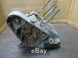 1955 Panther M100 Model 100 Engine Motor Bottom End Crank Cases Left Right Case