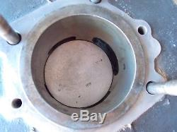 1973 Husqvarna Rt360 Motor Engine Model 2023 1974 1975 Wr360 Crankcases Cylinder