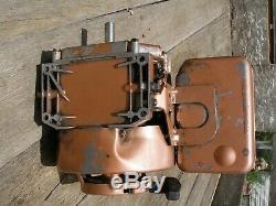 1974 Briggs & Stratton Model 100 4 HP Engine Motor Cart Mini Compressor Tiller