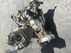 1988 Honda Trx 300 Fourtrax Engine Motor 4x4 Four Wheel Drive Model