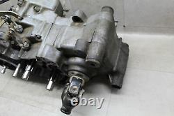 1988 Suzuki Quadrunner 250 4wd Model J Oem Engine Motor Lower Bottom End