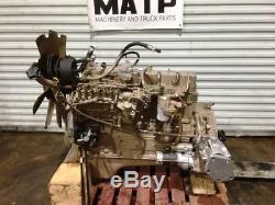1993 Cummins 6BT 403B 12-Valve 5.9L Diesel Engine CPL 1422 Mechanical P-Pump