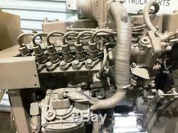1995 1996 Cummins 6B5.9 6BT 12-Valve 5.9L Diesel Engine With Mechanical P-Pump