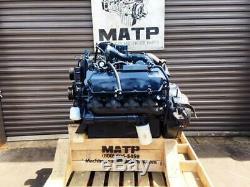 1995 1996 International T444E DI Diesel Engine 7.3L V-8 Turbo Fam# SNV444C8DARW