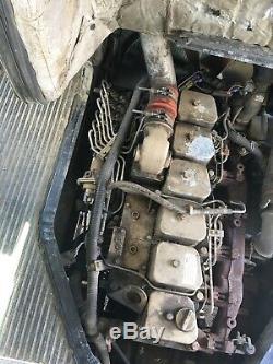 1995 Cummins 6B5.9 6BT 12-Valve 5.9L Diesel Engine With Mechanical P-Pump