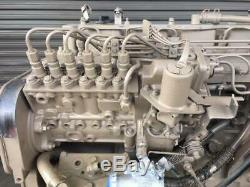 1996 Cummins 6CT 8.3L Diesel Engine C8.3-210 CPL-2101 Fam TCE505D6DABW 12-Valve
