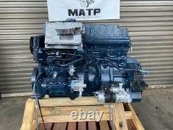 1998 1999 International Navistar DT466E Diesel Engine Non-EGR 7.6L A210F