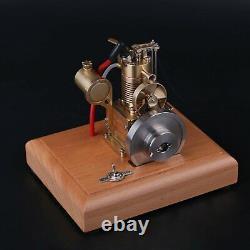 1.6cc Mini Vertical Stirling Engine Motor 4-Stroke Gasoline Model Air-Cooled NEW