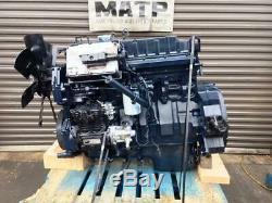 2001 2002 International Navistar DT466E Diesel Engine Non-EGR 7.6L 1NVXH0466ANA