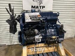 2002 2003 International Navistar DT466E Diesel Engine Non-EGR 470HM2U1403727