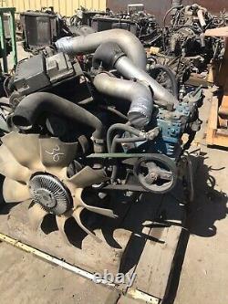 2002 International T444E Diesel Engine 7.3L Turbo V-8