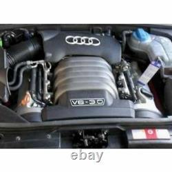 2003 Audi A4 A6 A8 3,0 V6 30V BBJ Benzin Motor Engine 162 KW 220 PS US Modell