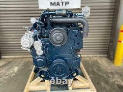 2004 2005 2006 International DT466E Diesel Engine EGR-Model Exhaust 7.6L Turbo