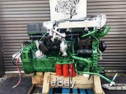 2005 Volvo VED12D465 Diesel Engine 12.1L EGR-Model Fam# 5VTXH12.150S D12 Motor