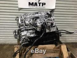 2006 Mitsubishi Fuso 4M50 Diesel Engine EGR Model 4.9L 4M50-C19373 4-Cyl Turbo