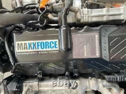2007 2008 International Maxxforce DT466 Diesel Engine EGR DPF GDT210 7.6L Turbo