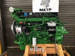 2010 Volvo D13 Diesel Engine EGR DPF Def Model D13H500 AVPTH12.8S01 12.8L VNL