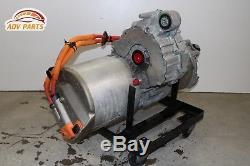 2012 2013 2014 2015 Tesla Model S 85 Rwd Drive Unit Engine Motor Oem