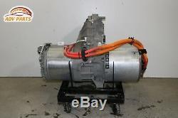 2012 2013 2014 2015 Tesla Model S 85 Rwd Rear Drive Unit Engine Motor Oem