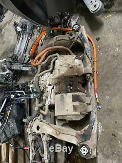 2012 2013 2014 2015 Tesla Model S P85 Rear Drive Unit Engine Motor Electric