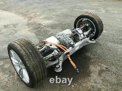2012-2016 TESLA MODEL S Rear DRIVE UNIT ENGINE MOTOR