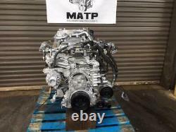 2013 NPR Truck Isuzu 4HK1TC Diesel Engine Fam# DSZXH05.23FA EGR DPF DEF 210HP