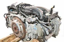 2013 SUBARU BR-Z 2.0L Engine Motor 59k VIN A fits MT models WARRANTY 553119