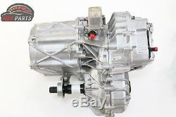 2016 2017 2018 Tesla Model S 75d Awd Front Drive Unit Engine Motor 3.0-150 Oem