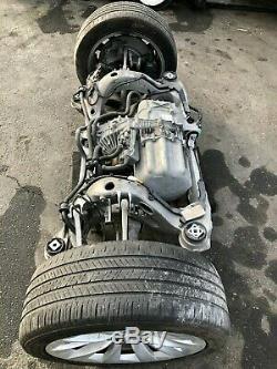 2016-2018 Tesla Model S Awd Rear Drive Un Engine Motor 3.0-150 1037000-00-f