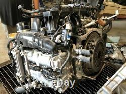2017 SUBARU WRX 2.0L Engine Motor 21k VIN 1 fits MT models WARRANTY 583766